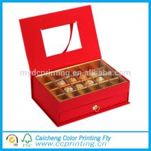 бумажная коробка для шоколадная