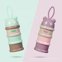 Best Divider Holder Dry Safe Powder Storage Container Outdoor Box Feeding Milk Baby Bottle With Formula Dispenser