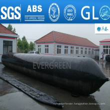 Ship Launching Rubber Marine Salvage Airbag Used for Wrecking Ship Boat