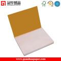 Custom Cute Memo Pad Cheap Memo Pad with Soft Cover