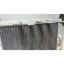 Fin Foil Heat Transfer Folie Aluminium Hartlötmaterial für Heizung / Inter Cooler