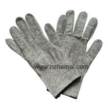 Gant de gant de gant de gant de gant de gant alimentaire Gant de protection antitruit