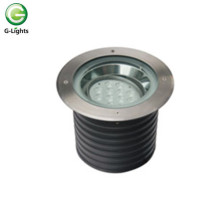 Luz ajustable modificada para requisitos particulares del inground del LED 12w