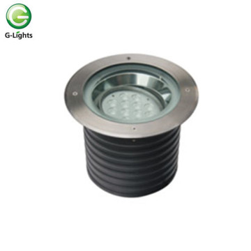 12w réglable personnalisé LED inground Light