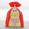 Red Gift Series Cat Gift Gift
