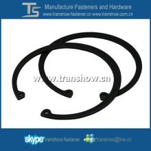 Anéis de retenção de anéis de vedação internos DIN472 fabricados na China