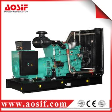 AOSIF AC P3 Diesel electric generator set prices with cummins power generator price list