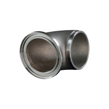Casting Exhaust Pipe Elbow for Automotive Industry