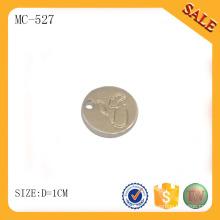 MC527 Décoration de Noël et utilisation de cadeau et amour Thème étiquettes à bijoux estampillés