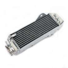 Small aluminum motorcycle radiator for Honda CR 80 CR85R dirt bike parts