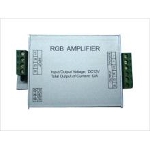 Amplificador de la tira 12V RGB del LED (GN-CTL002-A)