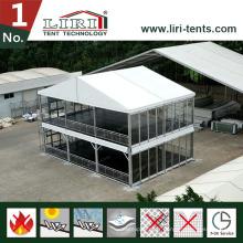 Tente de chapiteau résistante de PVC de 10X50m pour la grande partie
