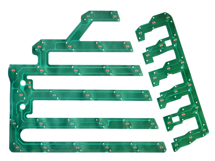 LED Single-side Flexible Circuit Board for Automobile Indicator