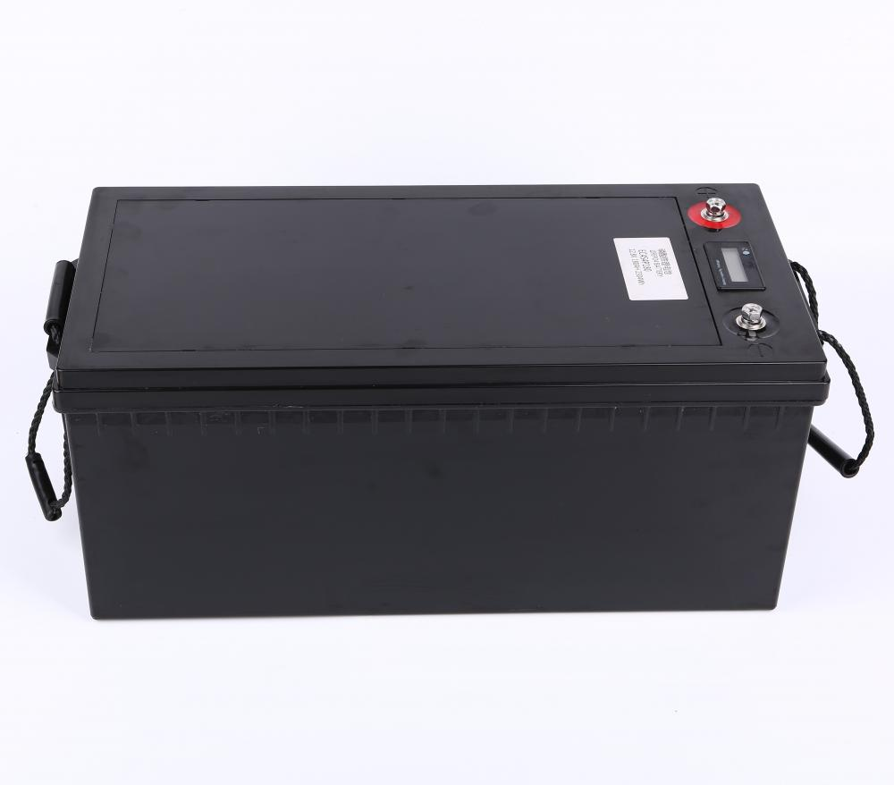 Lifepo4 Storage Battery For Solar Panels