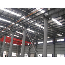 Prefabricated Steel Structure Space Frame for Industrial Use