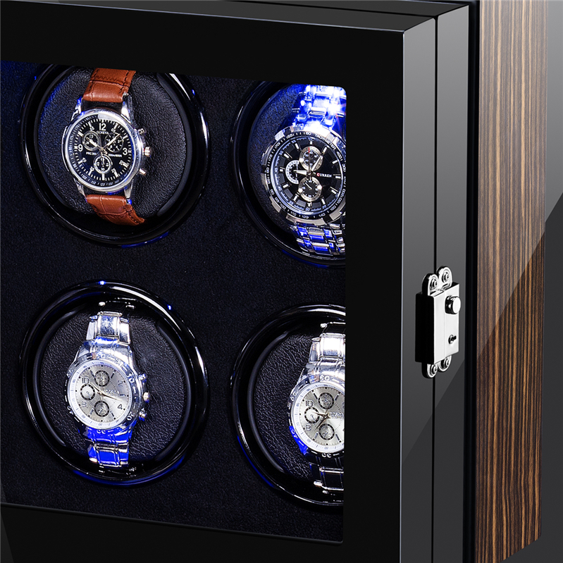 Ww 8206 2 Wooden Mens Watch Box