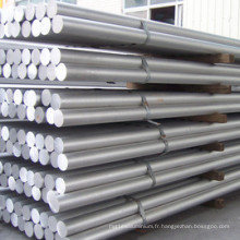 Barre d'aluminium série 2000