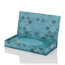 Luxury magnetic gift boxes custom paper packing cell phone /mobile phone case box packaging