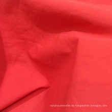 97% Polyester 3% Nylon Gewebe Uni Poly Blended Gewebe