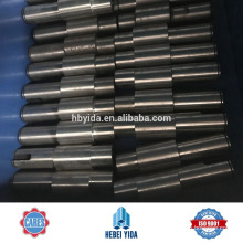Rebar rib peeling and rolling threading machine for construction and building