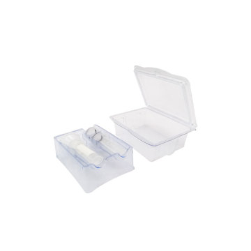 OEM Pharmaceutical Medical Clear Clamshell Blister Verpackung