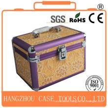 2014 solid&fashion aluminum beauty case