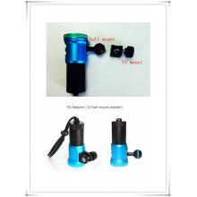Hochwertige Unterwasser xml2 LED Taschenlampe Taucher Fackel