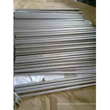 Haute qualité ASTM B338 Gr2 titane pur Pipe