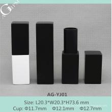 Pintalabios de aluminio vacío magnético AG-YJ01 AGPM