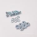 Kit de fixation Kit de vis Rondelle à ressort Écrou hexagonal