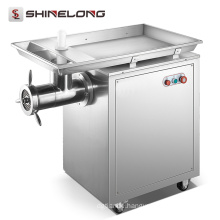 China for commercial hotel kitchen equipment electric Food meat and bone mincer