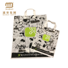 printed cellophane bags for packing clothes