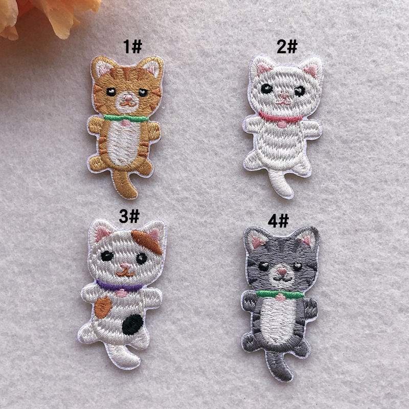 Cats Clothing Patches