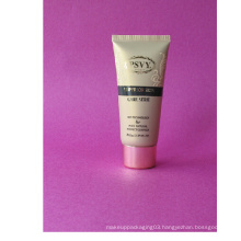 2.29oz Round Plastic Tube with Screw Cap for Lotion