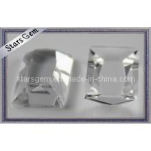 Limpar Trapezoid Cut Beads