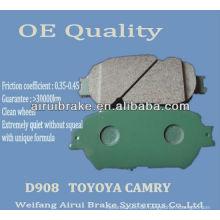 D908 Camry Keramik Bremsbelag