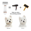 Электрическая сушилка для ухода за домашними животными, расческа для щетки для домашних животных