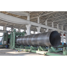 Spiral submerged arc welding SSAW steel pipe