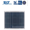 High Efficiency 50W Poly Solar Panel mit Großverkauf ab Werk