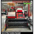 Rice Combine Harvester with 2080mm Long Cutter Bar in Iran