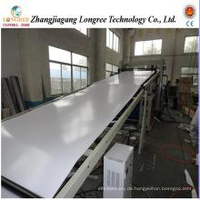 0,2-2mm PVC Kunststofffolie Produktionslinie