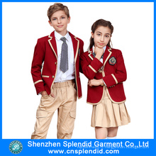 Dernière conception de l'hiver Mode uniforme de l'école islamique de haute qualité