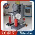 Pequena máquina de enchimento de pó seco simples extintor de incêndio