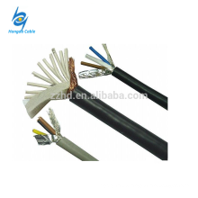 Multi-Pair multi-core Shielded flame retardant Instrument eletric Cable