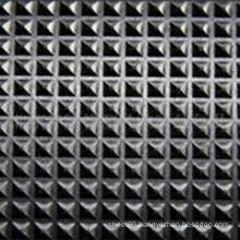 Pyramid Pattern Anti-Slip Rubber Mat
