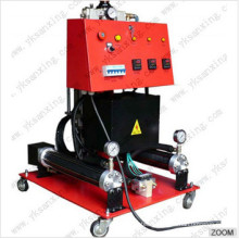 Sanxing High Press Polyurethane Plastic Injection Machine