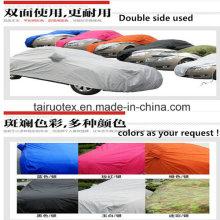Hohe wasserdichte Autoabdeckung aus 100% Polyester Stoffdruck