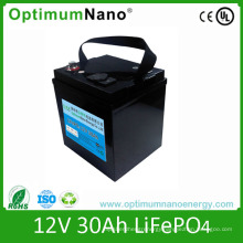 12V 30ah Electric Scooter Battery Lithium