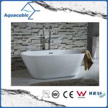 2 Sizes Hot Sale Acrylic Freestanding Bathtub (AB6907-2)