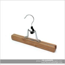 LIPU fait fond en bois cintre Extension cheveux